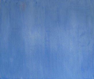 Fassade der Steinberggasse. Blau. Web
